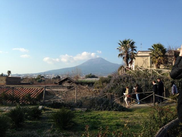 Mt.Vesuvius.