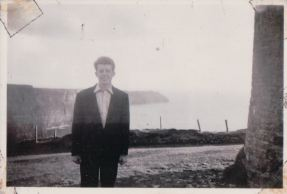 Cliffs of Moher (1950's)