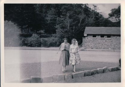 Irish Countryside (1940's or 1950's)